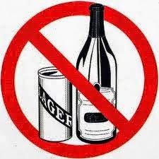 Hindari minum minuman keras