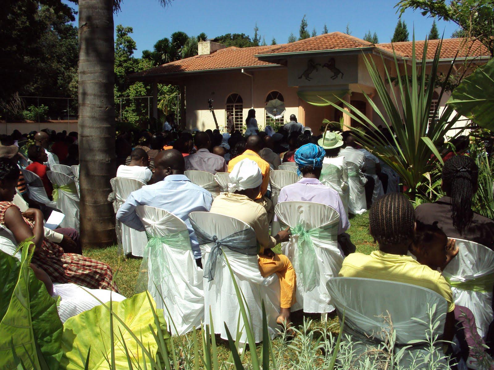 garden wedding venues in harare zimbabwe party