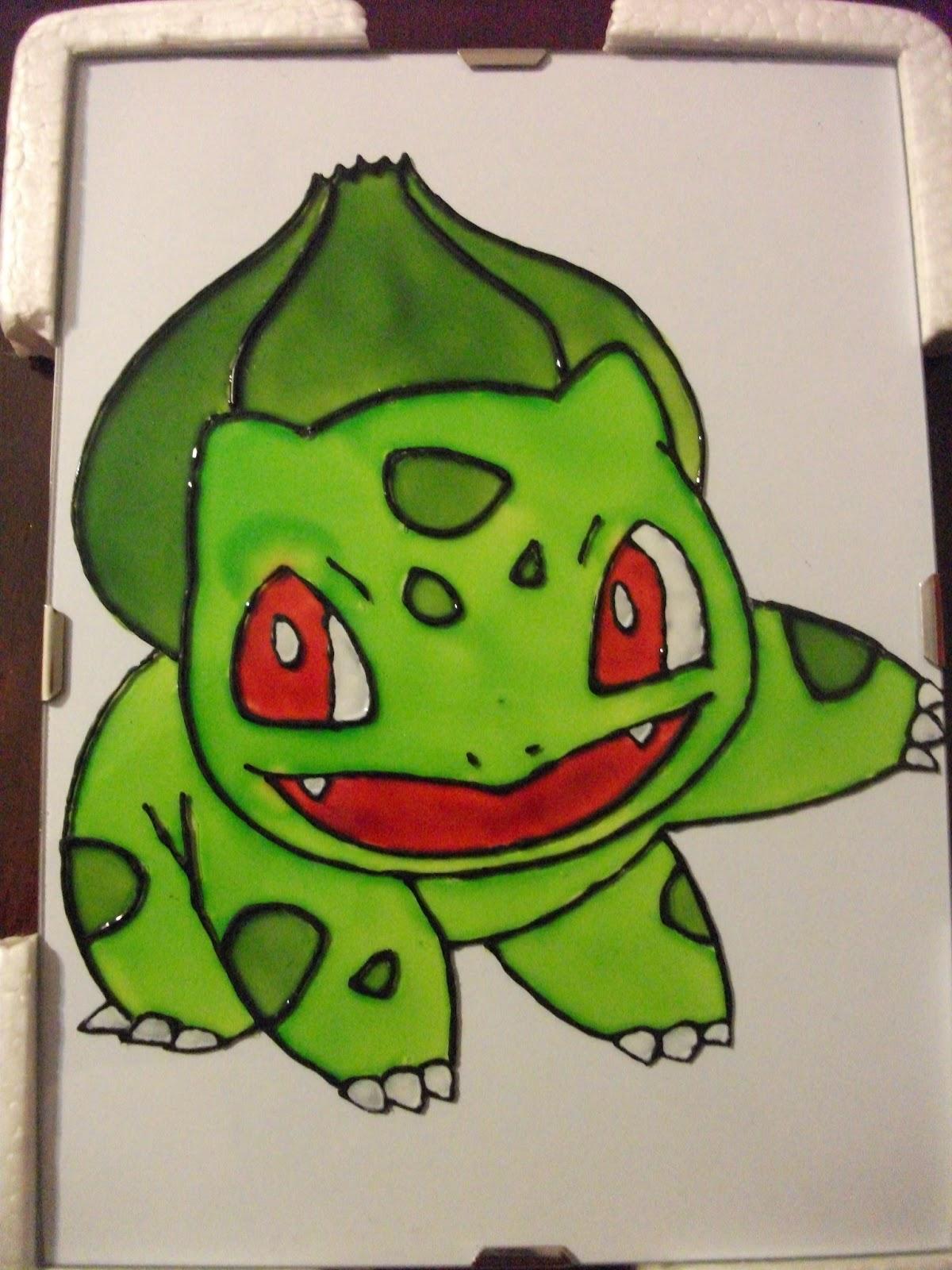 Vitrality vitrais da filipa 7 2 pokemon - Pagina da colorare bulbasaur ...