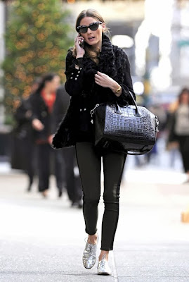 oxford shoes Olivia Palermo