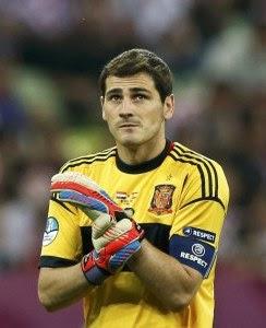 Casillas le puso 'picante' al duelo con Francia