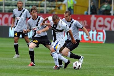 Highlights Parma-Juventus 1-0 Video Gol Sky