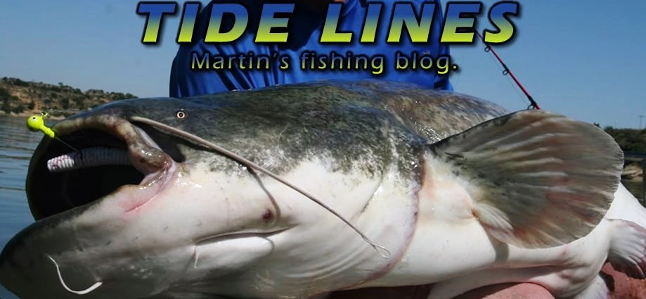 Tide Lines Martin's fishing blog