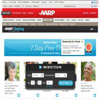 Aarp recommended dating sites