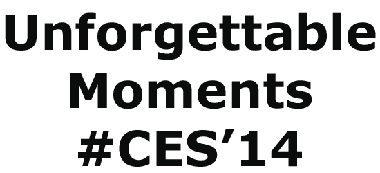 Unforgettable Five Trends From CES'14