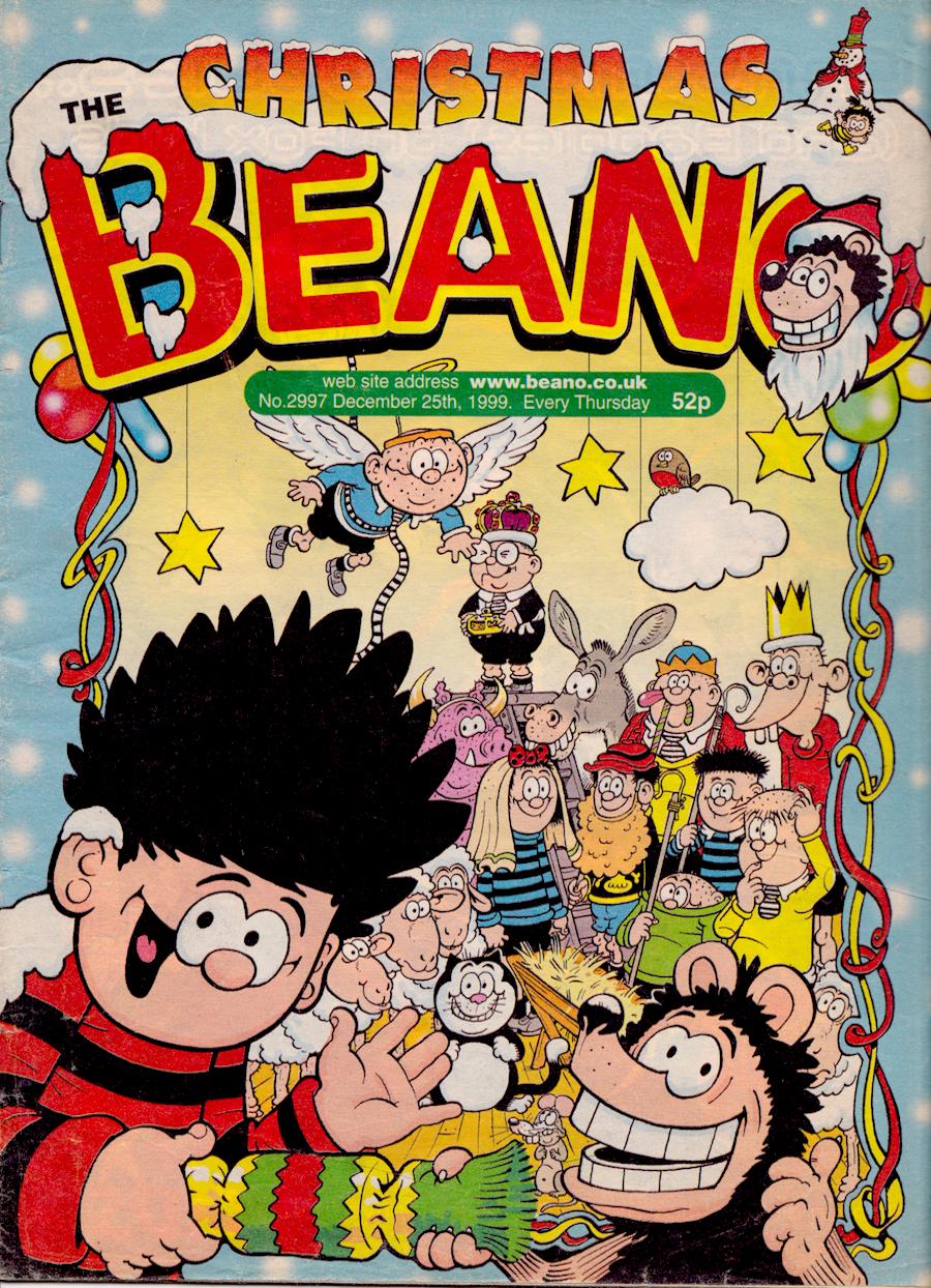 The Beano #2997