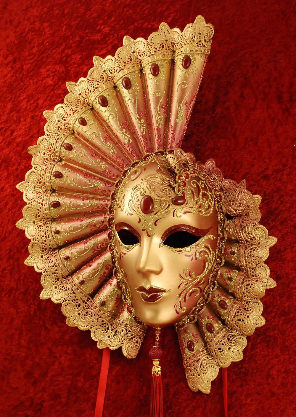 Венецианские маски сделать в домашних условиях