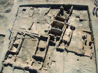 Ruins of Hamoukar, Syria