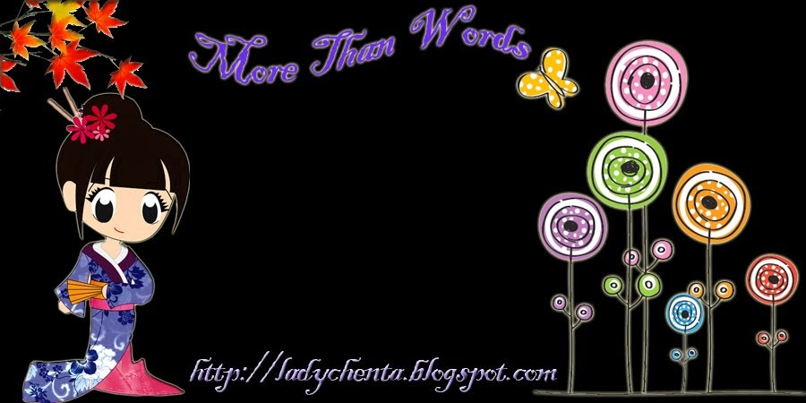 ♥☆More Th@n Words☆♥