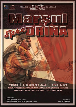 ArtCineClub la Muzeul ASTRA - Marșul spre Drina