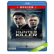 Hunter Killer (2018) BRRip 720p Audio Español-Ingles