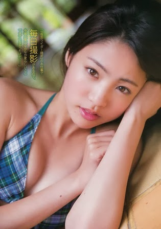 Yuumi Shida, plays Mai Takatsukasa and the Mysterious Girl in Kamen Rider Gaim