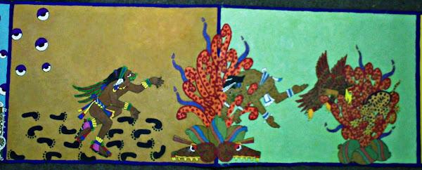 de la creación de Nahui Tonatiuh