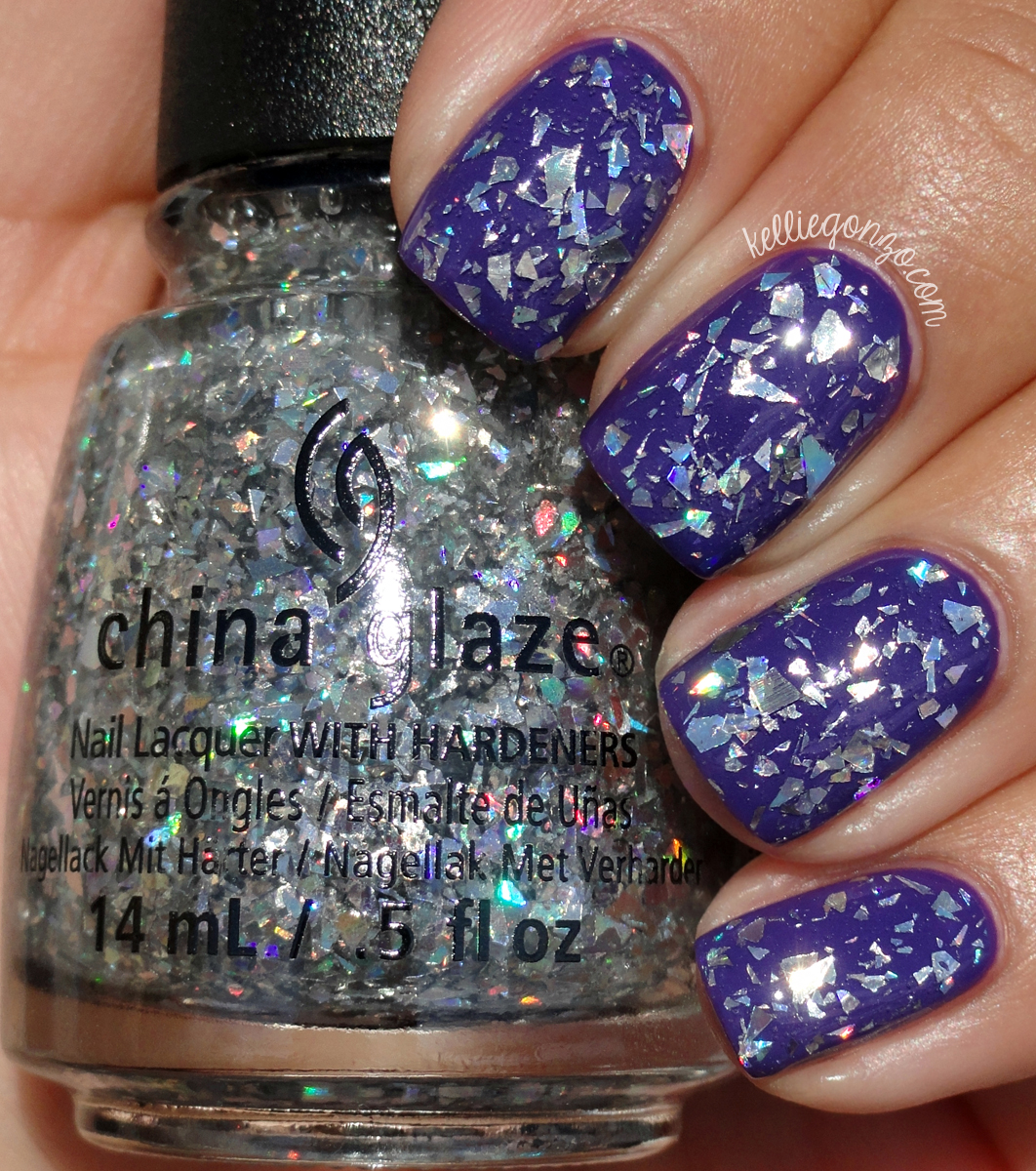 China Glaze Break The Ice