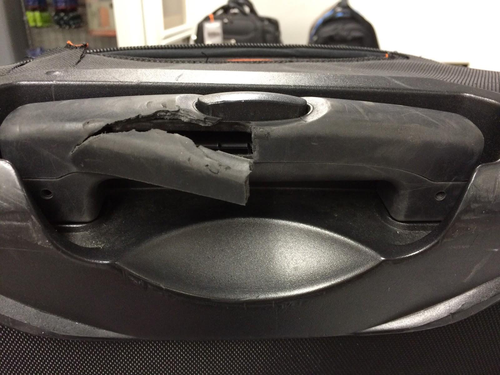 Tein vahinkoilmoituksen ja mieheni vei laukun Stockan laukkuosastolle 6846b88a6f