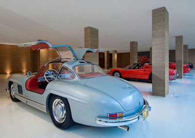glamour modern car garage design ideas