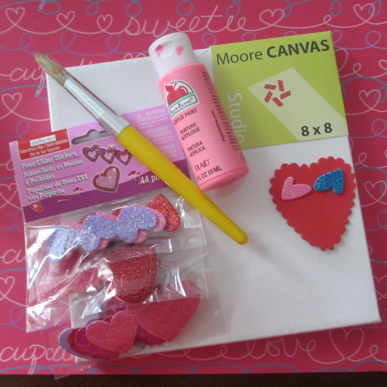 Teaching Munchkins Cute Amp Simple Valentine S Day Crafts