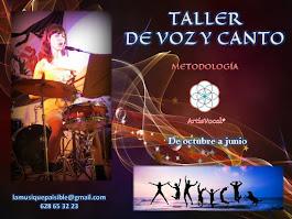 TALLER DE VOZ Y CANTO