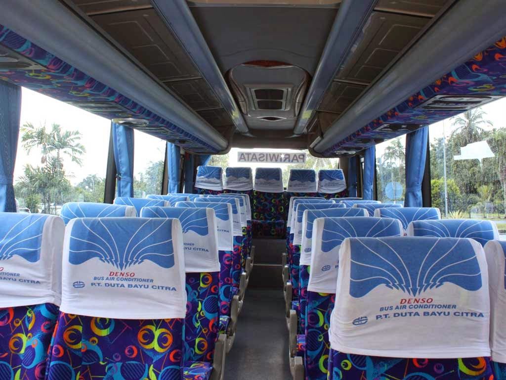 Interior Bus 29 seat