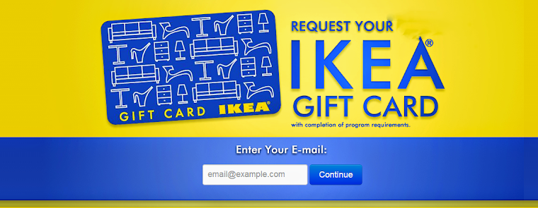 IKEA COUPONS & GIFT CARDS