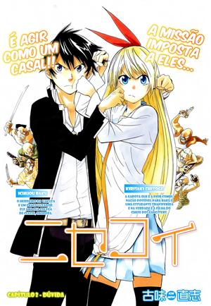 Nisekoi do 01 ao 88 Português
