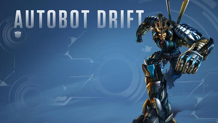 autobot drift transformers age of extinction