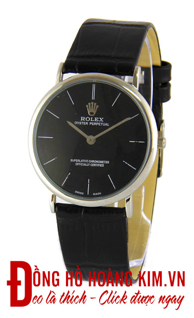 Đồng hồ nam dây da đẹp giá rẻ