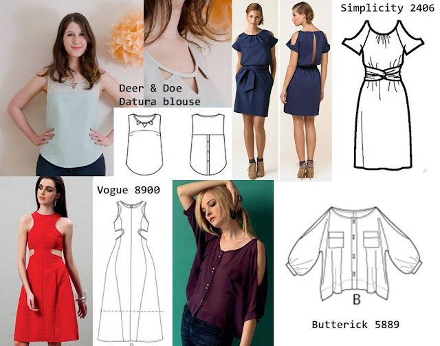 Fashion trend cut-out spring/summer 2013 ... Sewionista.com ... Sewing ... Slow Fashion ... DIY ... Blog