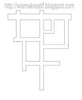 Cara Membuat Denah Lokasi Sederhana Pada Kartu Undangan