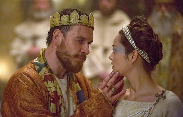 der cineast Macbeth und Lady Macbeth