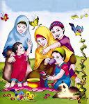 anak anak adalah salah satu ciptaan Allah yang Amazing