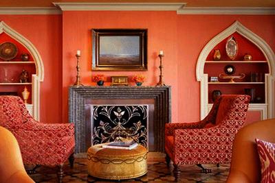 diseño interior estilo marroquí