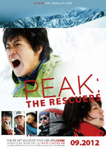 Peak: The Rescuers - Gaku: Minna no Yama