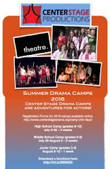Center Stage Drama Camps