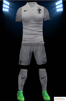 PES 6 Germany 2017 Fantasy Nike Kit 12bbbf4a5