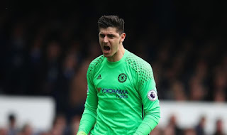 Transfer news: Real Madrid on verge of completing £31m deal for Chelsea's Courtois