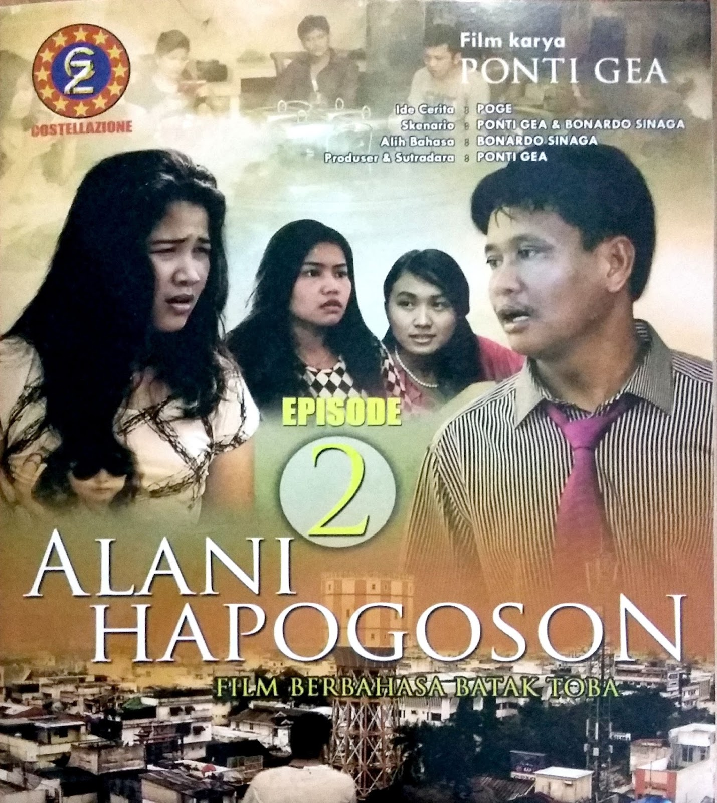 Download Lagu Batak Galau Terbaru: Lirik Lagu Batak : Film Batak Toba Alani Hapogoson