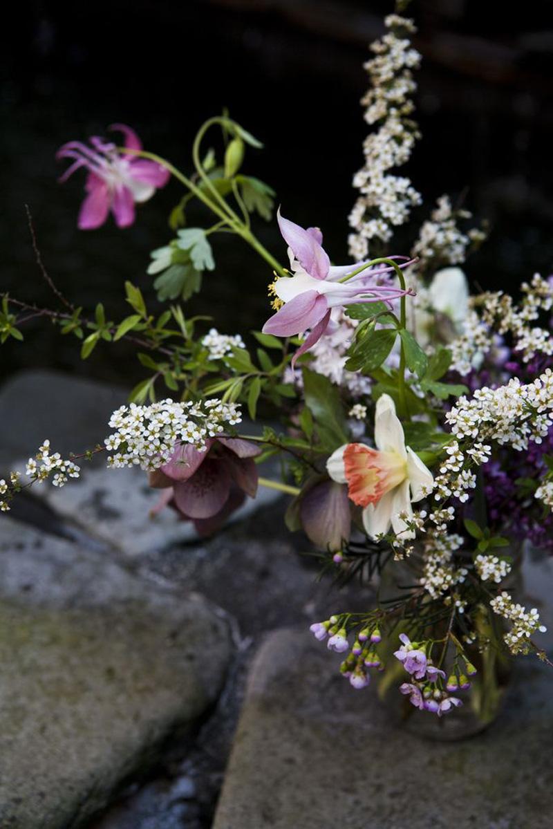 composiciones flores inspiradas en un paseo por el campo mil flores generalmente pequeas y muy variadas composiciones atonales nada pensadas y con - Ramos De Flores Silvestres