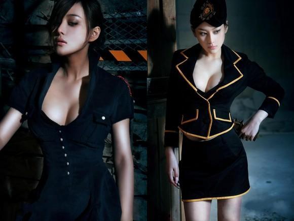 Girls Beauty Wallpaper Zhang Xinyu 58