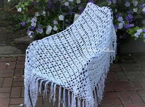 Lace Prayer Shawl Pattern, $3.85