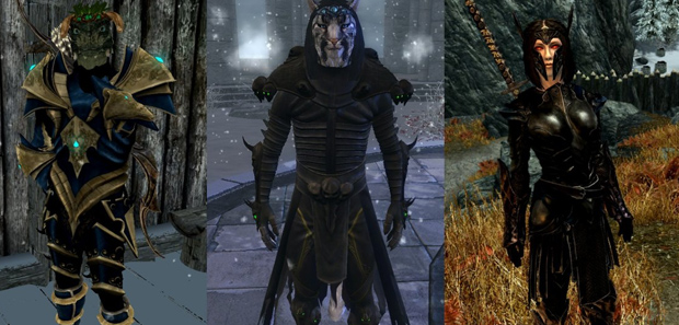 Skyrim Followers and Companions