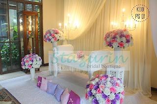 ... Seksyen 5 Bukit Mahkota Bangi 2013 / Tema Pastel Baby Pink+Purple 2013