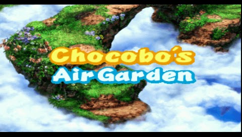 Final Fantasy IX, Chocobo's Air Garden