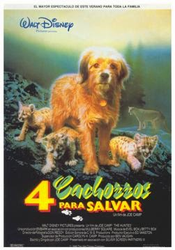 Cuatro Cachorros Para Salvar en Español Latino