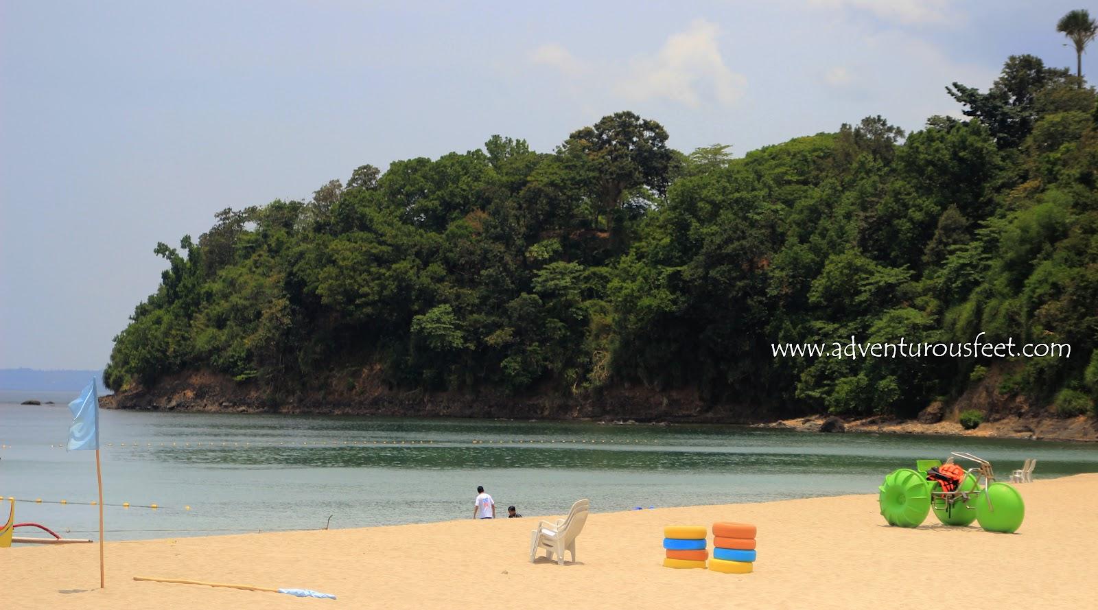 Adventurous Feet Montemar Beach Club A Summer Outing In Bagac Bataan