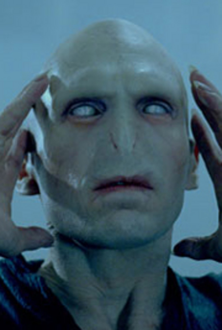 voldemort nose effect