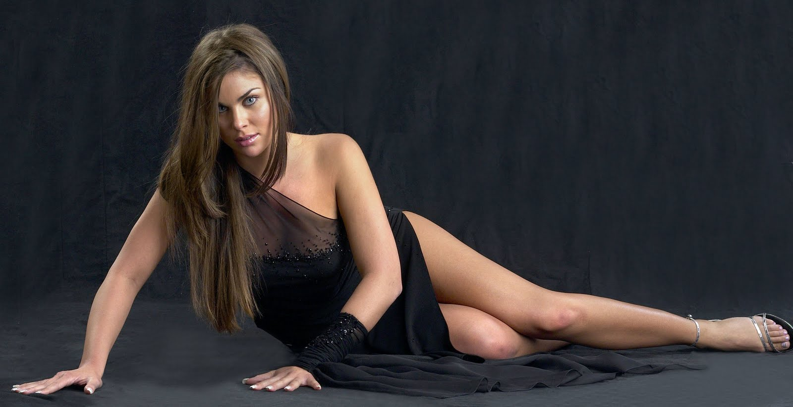 Something is. Nadia bjorlin sex