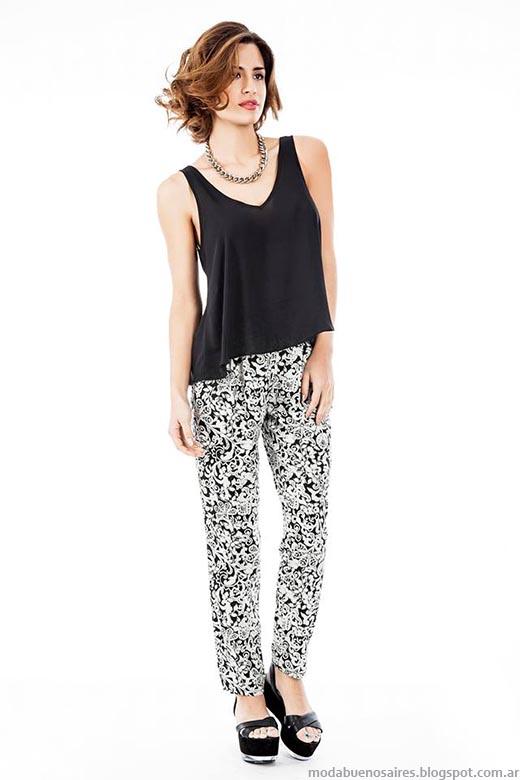 Pantalones de moda verano 2015 Activity.