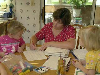 langkah menuju homeschooling