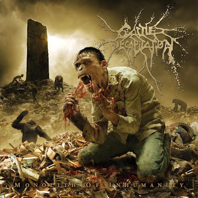 Cattle Decapitation   Monolith Of Inhumanity (2012)